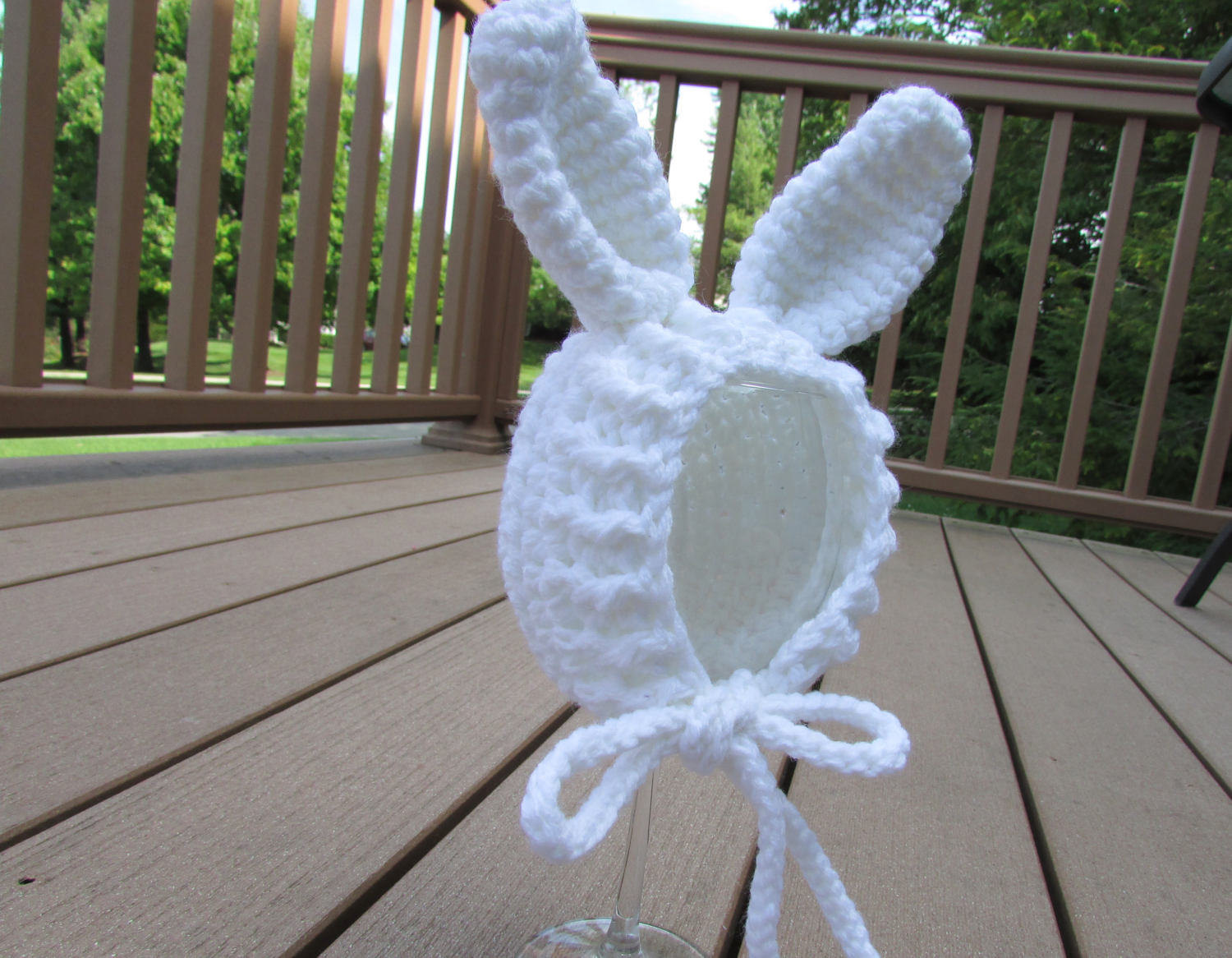 2b7e370f775 Add to cart · Baby Bunny Rabbit Bonnet